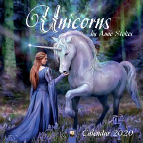 Unicorns 2020 Calendar - Anne Stokes